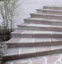 polukružne stepenice